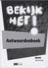 ,Bekijk het! vmbo-lwoo/B 1 Nask/Techniek Antwoordenboek