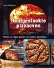 <b>John  Pellicano</b>,Houtgestookte pizzaoven