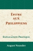 August Neander,?pitre aux Philippiens