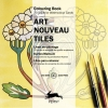 Pepin van  Roojen ,Art Nouveau Tiles - Artists` Colouring Book