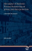 <b>Kalin  Cvetkov</b>,The impact of business process outsourcing on privacy and data protection - a thorough risk analysis