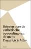 Friedrich Schiller,Brieven over de esthetische opvoeding van de mens