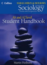 Martin Holborn Sociology Themes and Perspectives Student Handbook
