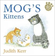 Judith Kerr Mog`s Kittens board book