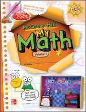 McGraw-Hill Education McGraw-Hill My Math, Grade 3, Student Edition, Volume 1