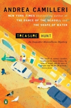 Andrea Camilleri,   Stephen Sartarelli Treasure Hunt