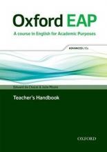 Chazal, Edward de,   Moore, Julie Oxford EAP: Advanced/C1: Teacher`s Book, DVD and Audio CD Pack
