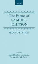 Samuel Johnson,   David Nichol Smith,   Edward L. McAdam The Poems