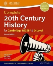 Cantrell, John,   Smith, Neil Complete 20th Century History for Cambridge IGCSE®