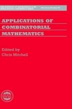 Chris Mitchell Applications of Combinatorial Mathematics