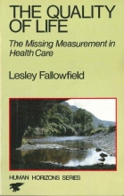 Prof. Lesley Fallowfield The Quality of Life