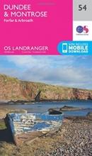 Ordnance Survey Dundee & Montrose, Forfar & Arbroath