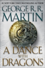 George R. R.  Martin Dance with Dragons