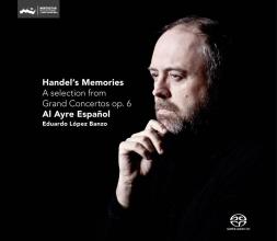 Al ayre espanol , Cd handel - memories - selection grand concertos