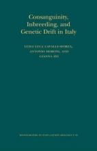 Luigi Luca Cavalli-Sforza,   Antonio Moroni,   Gianna Zei Consanguinity, Inbreeding, and Genetic Drift in Italy (MPB-39)