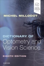 Millodot, Michel Dictionary of Optometry and Vision Science