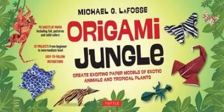 LaFosse, Michael G. Origami Jungle