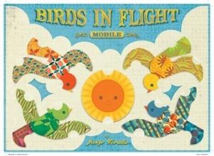 Terada, Junzo Birds in Flight Mobile