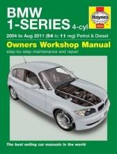 Haynes Publishing BMW 1-Series 4-Cyl Petrol & Diesel 04-11
