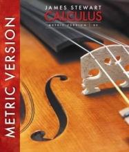 James (McMaster University) Stewart Calculus, International Metric Edition