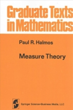 Paul R. Halmos Measure Theory
