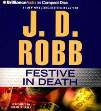 Robb, J. D. Festive in Death