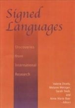 Dively, Valerie Signed Languages