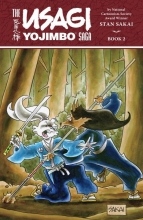 Sakai, Stan The Usagi Yojimbo Saga 2