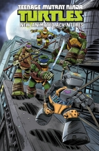 Byerly, Kenny,   Fridolfs, Derek,   Walker, Landry Q. Teenage Mutant Ninja Turtles New Animated Adventures 3