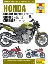 Matthew Coombs Honda CB600 Hornet, CBR600F (07-1