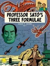 Jacobs, Edgar P. Professor Sato`s Three Formulae