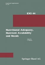 J. Mauron Nutritional Adequacy, Nutrient Availability and Needs