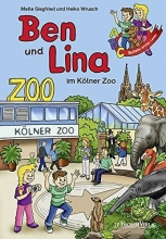 Siegfried, Melle Ben und Lina im Kölner Zoo