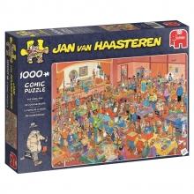 , Jan van Haasteren De Goochelbeurs - 1000 stukjes