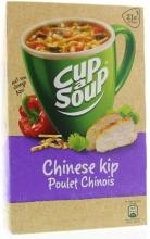, Cup-a-soup Chinese kippensoep 21 zakjes