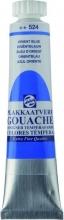 , Talens plakkaatverf tube 20 ml orientblauw 524