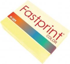 , Kopieerpapier Fastprint A4 120gr geel 250vel