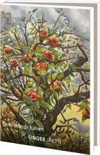 Lmc302 , Notecard met env.  13x18 10 stuks geschilderde tuinen singer museum
