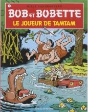 Willy  Vandersteen Bob et Bobette Le joueur de tamtam 088