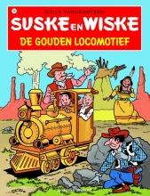 Vandersteen, Willy De gouden locomotief