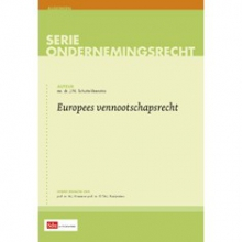 J.N.  Schutte - Veenstra Europees vennootschapsrecht