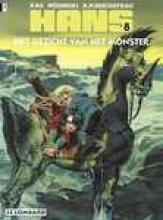 Kas / Rosinski / Duchateau, A.P. Gezicht van het monster