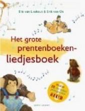 Elle van Lieshout, Erik van Os Het grote prentenboekenliedjesboek