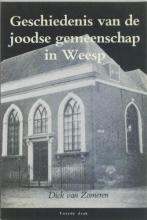 D. van Zomeren , Geschiedenis joodse gemeenschap Weesp