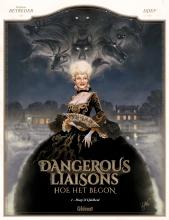 Djef , Stephane  Betbeder , Dangerous Liasons - Voorgeschiedenis Hc01