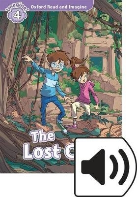 Shipton, Paul,Oxford Read and Imagine: Level 4. The Lost City Audio Pack