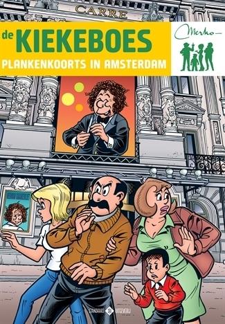 Merho,Plankenkoorts in Amsterdam