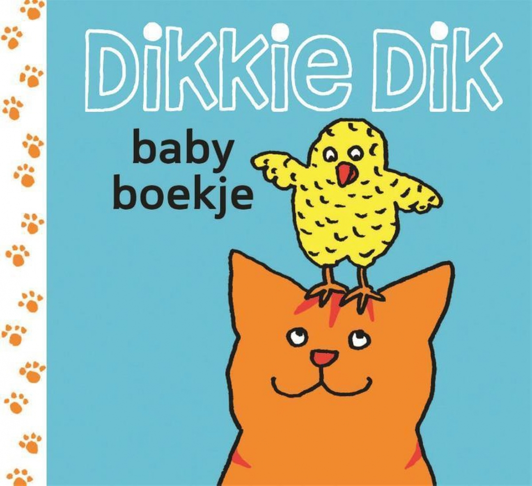 Jet Boeke,Dikkie Dik Babyboekje