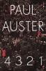 <b>P. Auster</b>,4 3 2 1