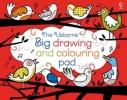 Watt, Fiona, Big Drawing and Colouring pad